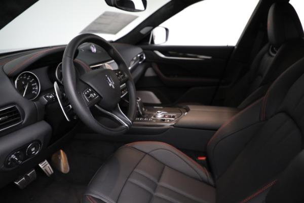 New 2021 Maserati Levante GTS for sale $138,385 at Alfa Romeo of Greenwich in Greenwich CT 06830 14