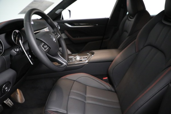 New 2021 Maserati Levante GTS for sale $138,385 at Alfa Romeo of Greenwich in Greenwich CT 06830 15