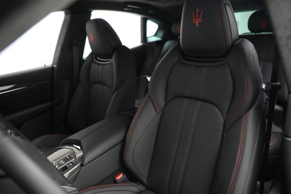 New 2021 Maserati Levante GTS for sale $138,385 at Alfa Romeo of Greenwich in Greenwich CT 06830 16