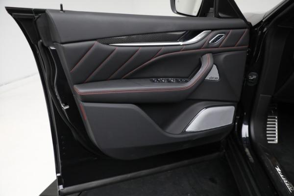 New 2021 Maserati Levante GTS for sale $138,385 at Alfa Romeo of Greenwich in Greenwich CT 06830 17