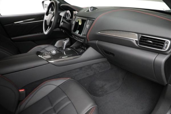New 2021 Maserati Levante GTS for sale $138,385 at Alfa Romeo of Greenwich in Greenwich CT 06830 20