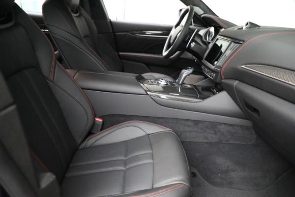 New 2021 Maserati Levante GTS for sale $138,385 at Alfa Romeo of Greenwich in Greenwich CT 06830 21