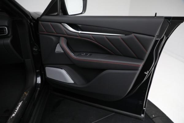 New 2021 Maserati Levante GTS for sale $138,385 at Alfa Romeo of Greenwich in Greenwich CT 06830 22