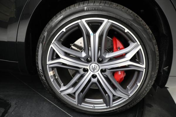 New 2021 Maserati Levante GTS for sale $138,385 at Alfa Romeo of Greenwich in Greenwich CT 06830 24