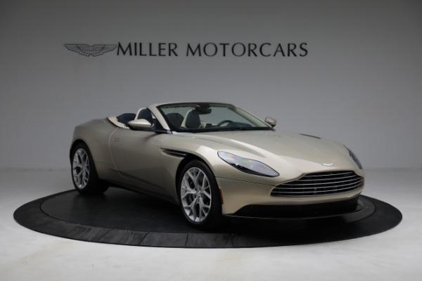 Used 2019 Aston Martin DB11 Volante for sale $209,900 at Alfa Romeo of Greenwich in Greenwich CT 06830 10
