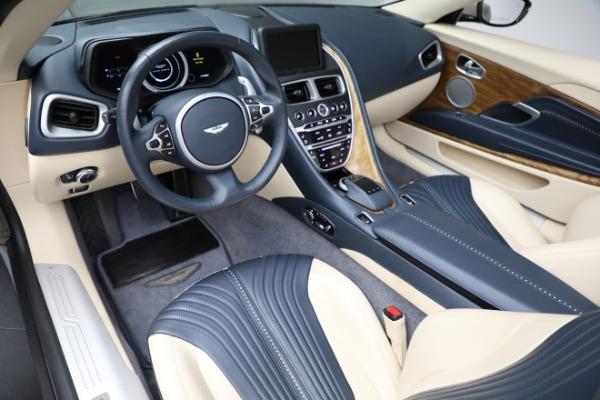 Used 2019 Aston Martin DB11 Volante for sale $209,900 at Alfa Romeo of Greenwich in Greenwich CT 06830 13