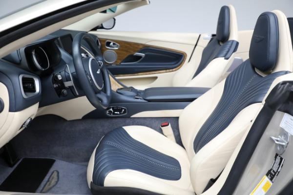 Used 2019 Aston Martin DB11 Volante for sale $209,900 at Alfa Romeo of Greenwich in Greenwich CT 06830 14