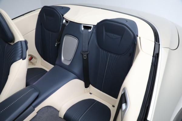 Used 2019 Aston Martin DB11 Volante for sale $209,900 at Alfa Romeo of Greenwich in Greenwich CT 06830 17
