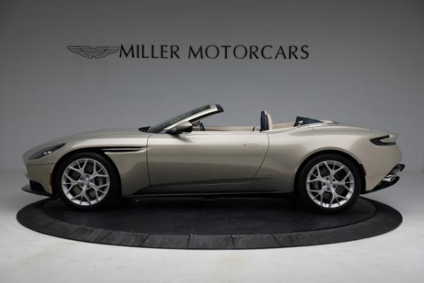 Used 2019 Aston Martin DB11 Volante for sale $209,900 at Alfa Romeo of Greenwich in Greenwich CT 06830 2