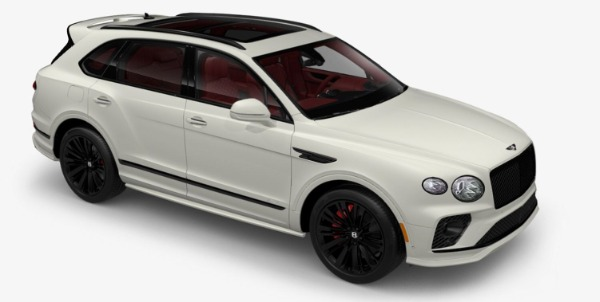 New 2021 Bentley Bentayga Speed for sale Call for price at Alfa Romeo of Greenwich in Greenwich CT 06830 5