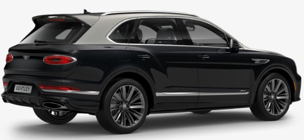 New 2021 Bentley Bentayga Speed for sale Call for price at Alfa Romeo of Greenwich in Greenwich CT 06830 3