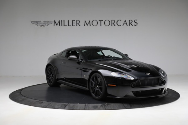Used 2015 Aston Martin V12 Vantage S for sale $119,900 at Alfa Romeo of Greenwich in Greenwich CT 06830 11