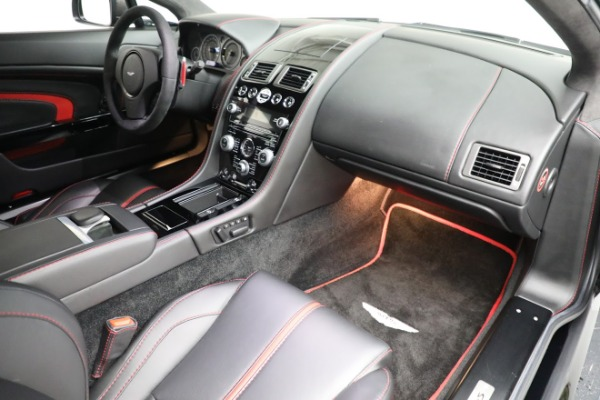 Used 2015 Aston Martin V12 Vantage S for sale $119,900 at Alfa Romeo of Greenwich in Greenwich CT 06830 21