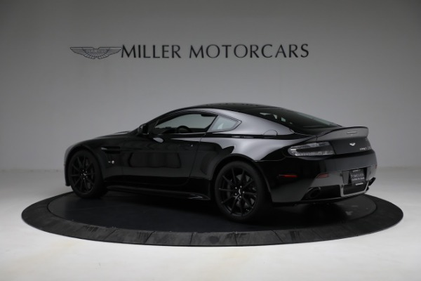 Used 2015 Aston Martin V12 Vantage S for sale $119,900 at Alfa Romeo of Greenwich in Greenwich CT 06830 3
