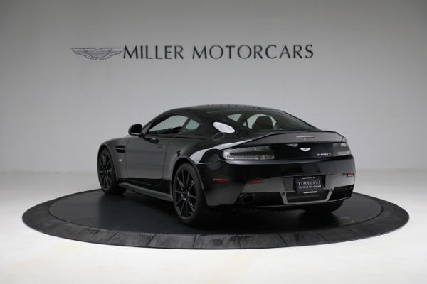 Used 2015 Aston Martin V12 Vantage S for sale $119,900 at Alfa Romeo of Greenwich in Greenwich CT 06830 4