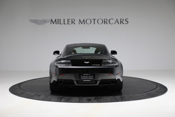 Used 2015 Aston Martin V12 Vantage S for sale $119,900 at Alfa Romeo of Greenwich in Greenwich CT 06830 5