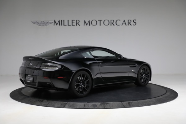 Used 2015 Aston Martin V12 Vantage S for sale $119,900 at Alfa Romeo of Greenwich in Greenwich CT 06830 8
