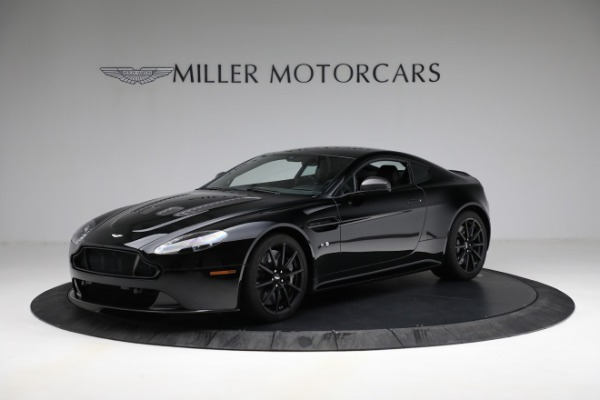 Used 2015 Aston Martin V12 Vantage S for sale $119,900 at Alfa Romeo of Greenwich in Greenwich CT 06830 1