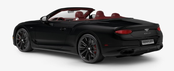 New 2022 Bentley Continental GT Speed for sale Call for price at Alfa Romeo of Greenwich in Greenwich CT 06830 3
