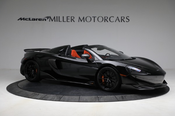 Used 2020 McLaren 600LT Spider for sale Call for price at Alfa Romeo of Greenwich in Greenwich CT 06830 10
