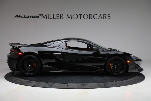 Used 2020 McLaren 600LT Spider for sale Call for price at Alfa Romeo of Greenwich in Greenwich CT 06830 25