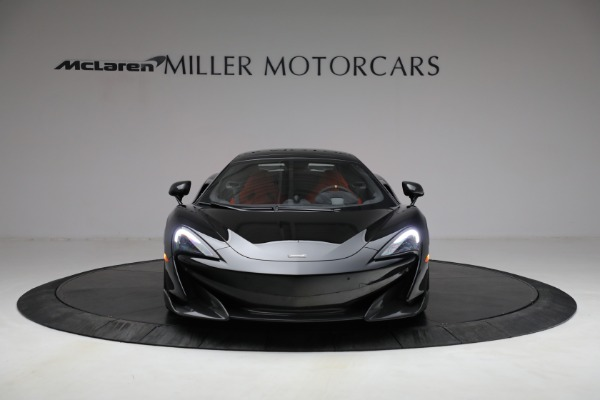 Used 2020 McLaren 600LT Spider for sale Call for price at Alfa Romeo of Greenwich in Greenwich CT 06830 27