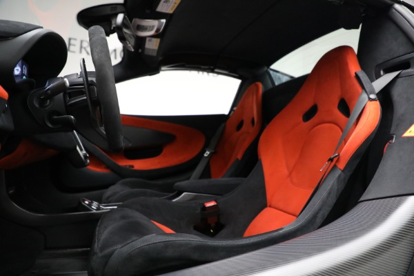 Used 2020 McLaren 600LT Spider for sale Call for price at Alfa Romeo of Greenwich in Greenwich CT 06830 28