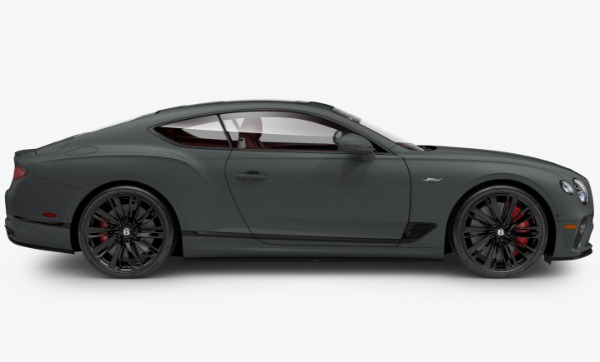 New 2022 Bentley Continental GT Speed for sale Call for price at Alfa Romeo of Greenwich in Greenwich CT 06830 5