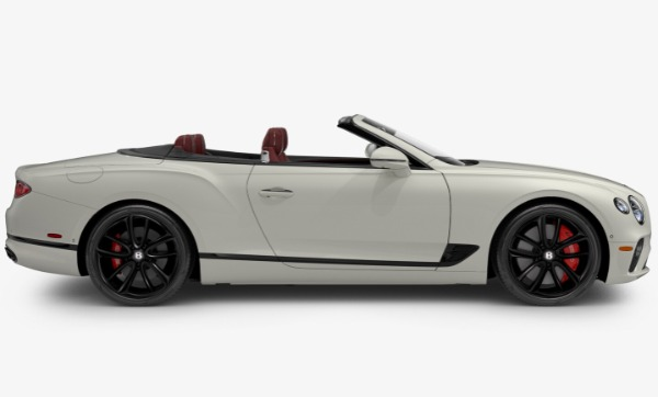 New 2022 Bentley Continental GT V8 for sale Call for price at Alfa Romeo of Greenwich in Greenwich CT 06830 2