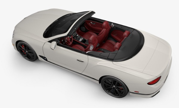 New 2022 Bentley Continental GT V8 for sale Call for price at Alfa Romeo of Greenwich in Greenwich CT 06830 4