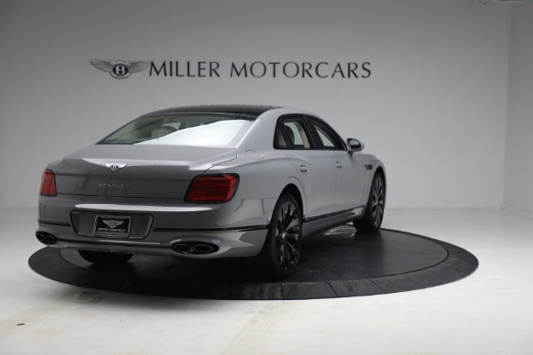 New 2022 Bentley Flying Spur Flying Spur V8 for sale Call for price at Alfa Romeo of Greenwich in Greenwich CT 06830 7