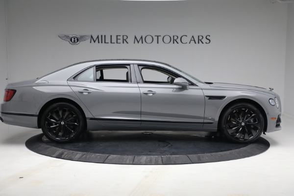 New 2022 Bentley Flying Spur Flying Spur V8 for sale Call for price at Alfa Romeo of Greenwich in Greenwich CT 06830 9