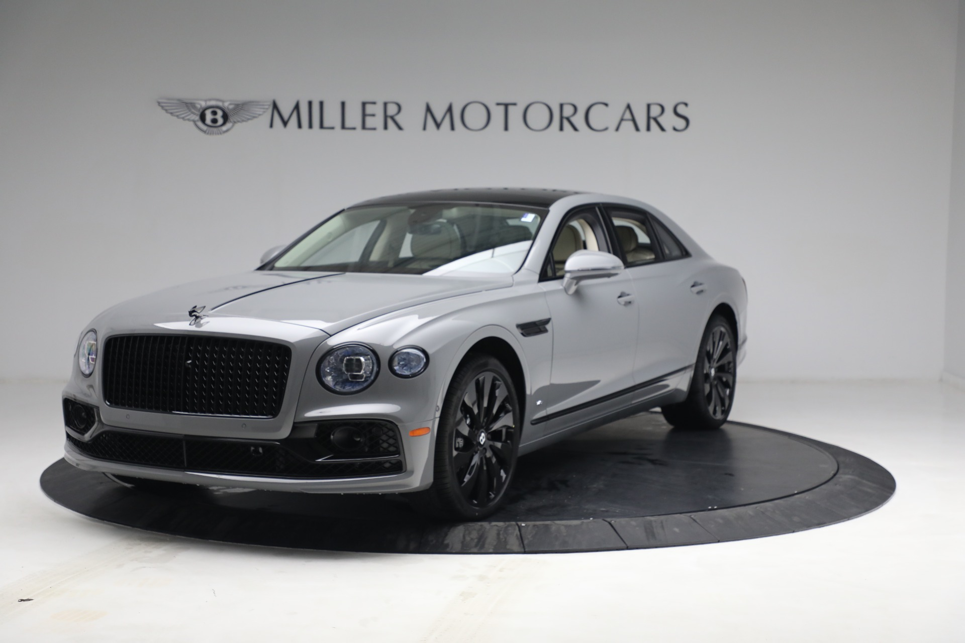 New 2022 Bentley Flying Spur Flying Spur V8 for sale Call for price at Alfa Romeo of Greenwich in Greenwich CT 06830 1