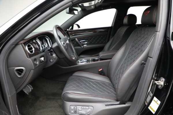 Used 2017 Bentley Flying Spur V8 for sale $144,900 at Alfa Romeo of Greenwich in Greenwich CT 06830 18
