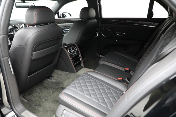 Used 2017 Bentley Flying Spur V8 for sale $144,900 at Alfa Romeo of Greenwich in Greenwich CT 06830 21