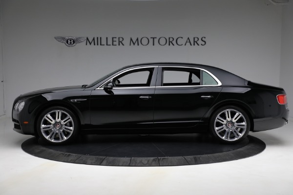 Used 2017 Bentley Flying Spur V8 for sale $144,900 at Alfa Romeo of Greenwich in Greenwich CT 06830 3