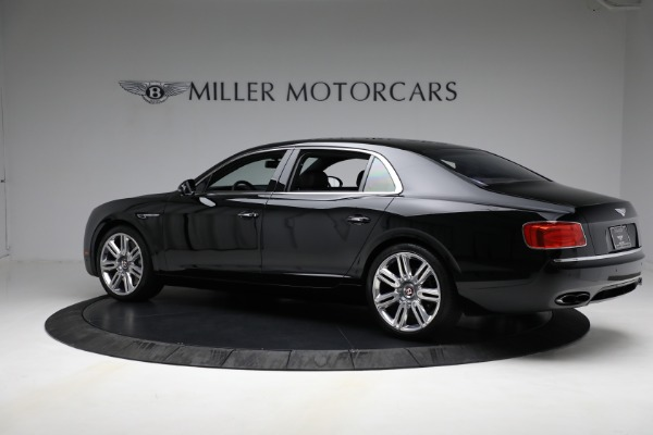 Used 2017 Bentley Flying Spur V8 for sale $144,900 at Alfa Romeo of Greenwich in Greenwich CT 06830 4
