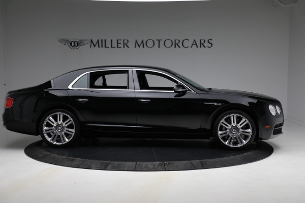 Used 2017 Bentley Flying Spur V8 for sale $144,900 at Alfa Romeo of Greenwich in Greenwich CT 06830 9