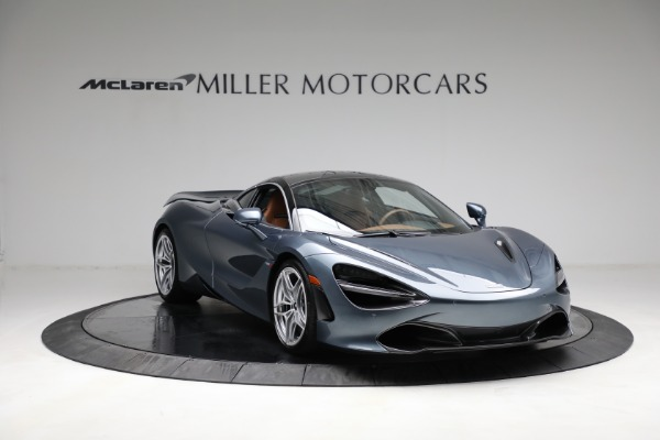 Used 2019 McLaren 720S Luxury for sale Call for price at Alfa Romeo of Greenwich in Greenwich CT 06830 10