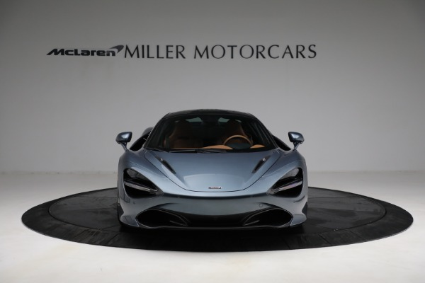 Used 2019 McLaren 720S Luxury for sale Call for price at Alfa Romeo of Greenwich in Greenwich CT 06830 11