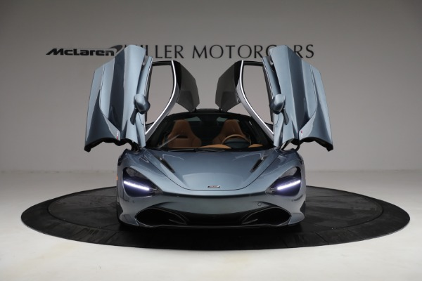Used 2019 McLaren 720S Luxury for sale Call for price at Alfa Romeo of Greenwich in Greenwich CT 06830 12