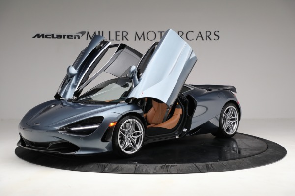 Used 2019 McLaren 720S Luxury for sale Call for price at Alfa Romeo of Greenwich in Greenwich CT 06830 13