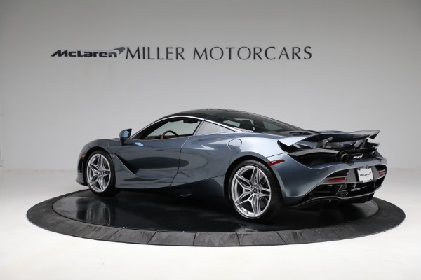 Used 2019 McLaren 720S Luxury for sale Call for price at Alfa Romeo of Greenwich in Greenwich CT 06830 3