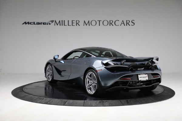 Used 2019 McLaren 720S Luxury for sale Call for price at Alfa Romeo of Greenwich in Greenwich CT 06830 4
