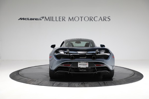 Used 2019 McLaren 720S Luxury for sale Call for price at Alfa Romeo of Greenwich in Greenwich CT 06830 5