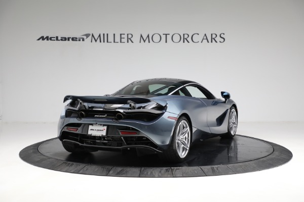 Used 2019 McLaren 720S Luxury for sale Call for price at Alfa Romeo of Greenwich in Greenwich CT 06830 6
