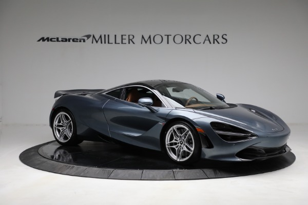 Used 2019 McLaren 720S Luxury for sale Call for price at Alfa Romeo of Greenwich in Greenwich CT 06830 9