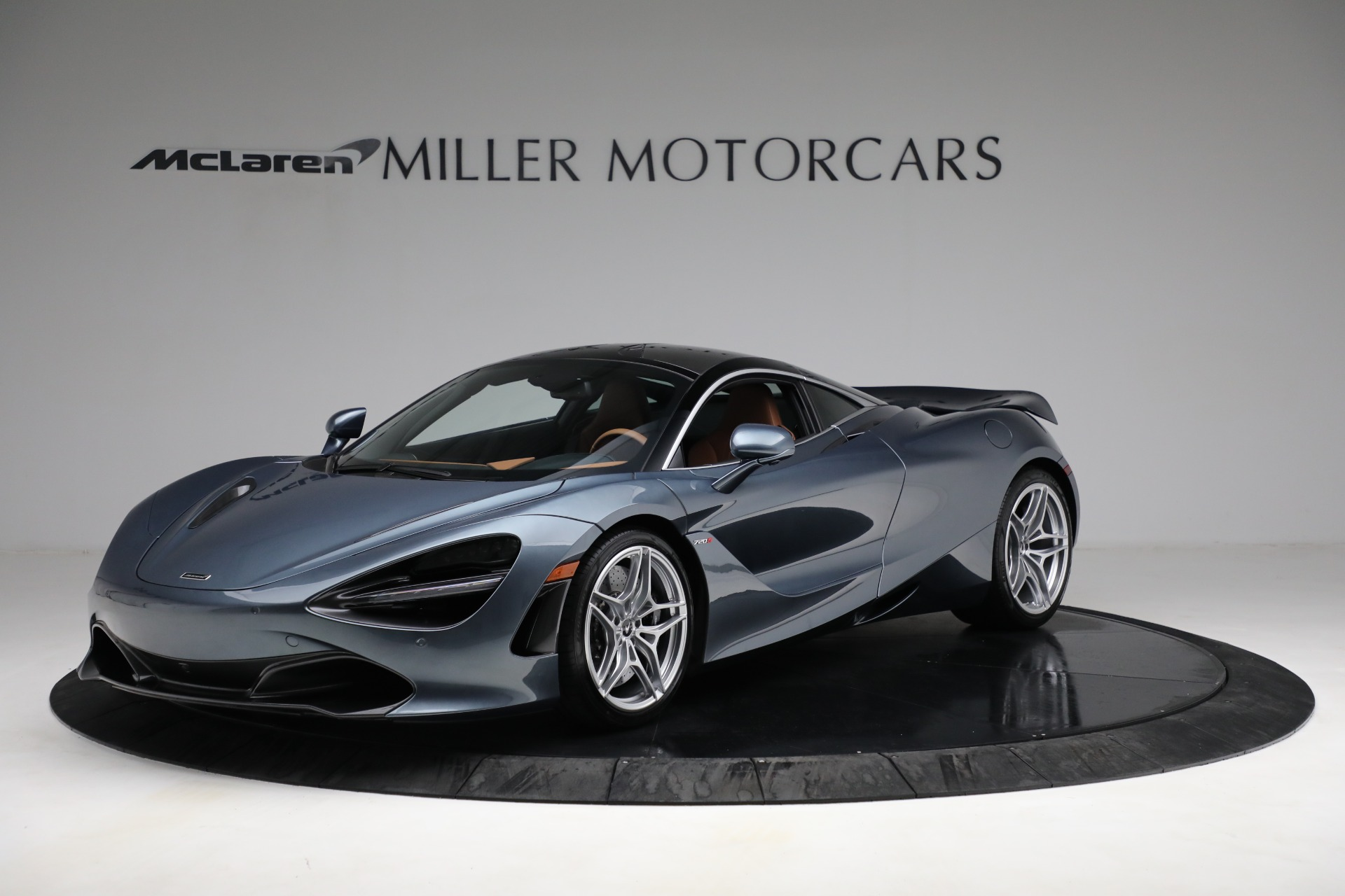 Used 2019 McLaren 720S Luxury for sale Call for price at Alfa Romeo of Greenwich in Greenwich CT 06830 1