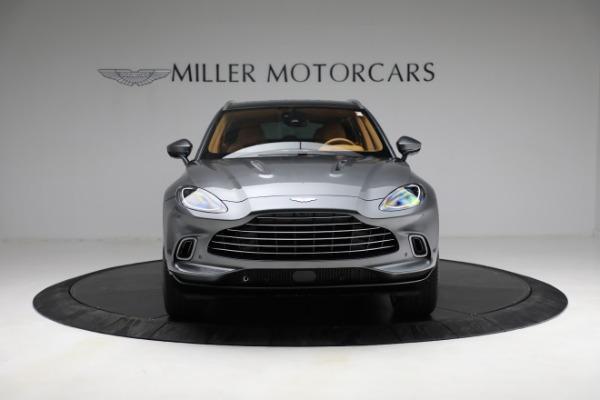 New 2021 Aston Martin DBX for sale $203,886 at Alfa Romeo of Greenwich in Greenwich CT 06830 10