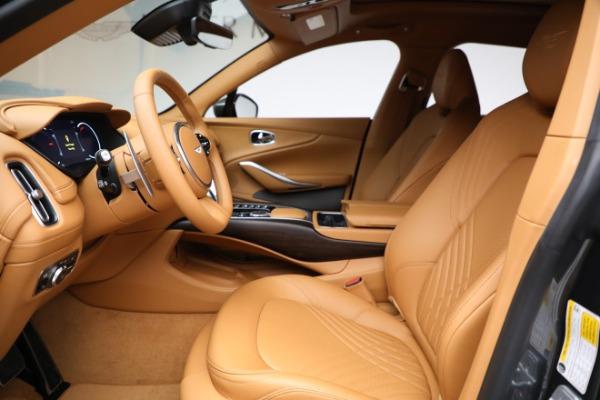 New 2021 Aston Martin DBX for sale $203,886 at Alfa Romeo of Greenwich in Greenwich CT 06830 11
